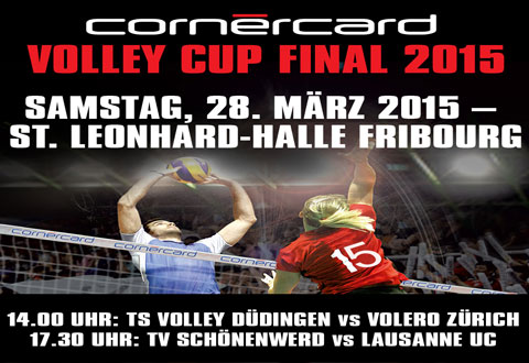 Cornèrcard Volley Cup Final