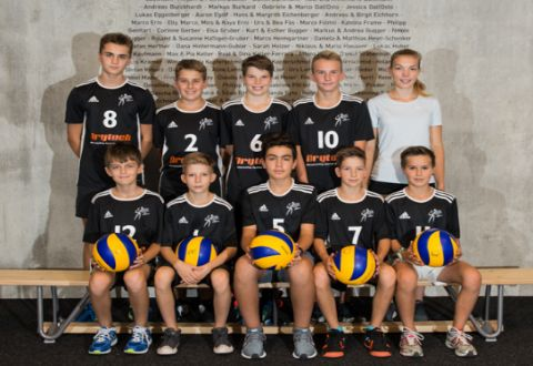U15-Turnier in BCA am 18.11